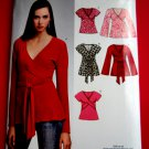 New Look Pattern # 6729 UNCUT Misses Top Variations Size 6 8 10 12 14 16