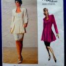 Vogue Pattern # 2248 UNCUT Misses Womans Tunic Pencil Skirt Size 18 20 22