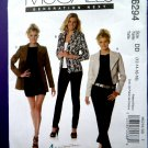 McCalls Pattern # 6294 UNCUT Misses Lined Jacket in Three Lengths Size 12 14 16 18