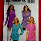 Butterick Pattern # 5420 UNCUT Misses Pullover Fitted Top Size 8 10 12 14