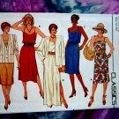 Butterick Pattern # 6442 UNCUT Misses Jacket Dress Size 12 14 16