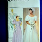 Butterick Pattern # 4766 UNCUT Misses Bridal Gown Bridesmaid Long Dress Size 14 ONLY