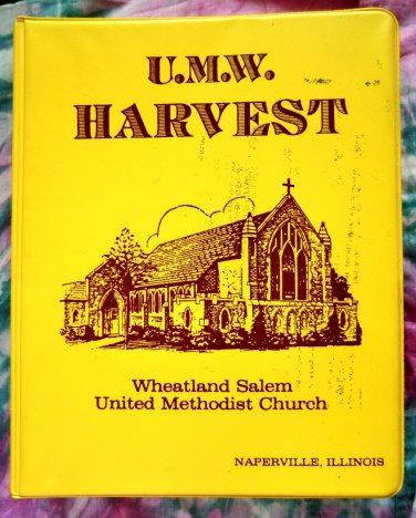 Naperville Illinois United Methodist Church Cookbook 1985