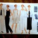 Butterick Pattern # 6016 UNCUT Misses Dress Jacket Top Pants Size 14 16 18