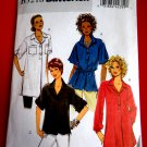 Butterick Pattern # 5218 UNCUT Misses Top/Tunic Belt Size 16 18 20 22