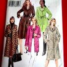 Vogue Pattern # 7942 UNCUT Misses Lined Jacket Coat Size 20 22 24