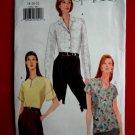 Vogue Pattern # 9794 UNCUT Misses Blouse Size 18 20 22
