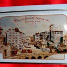 Washburn Gold Medal Flour Replica Tin and Recipe Cards