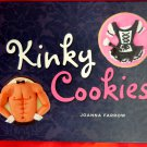 Kinky Cookies Cookbook Erotic Cookie Ideas Recipe Book