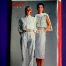 Butterick Pattern # 6119 UNCUT Misses Shirt Skirt Pants Size 12 14 16