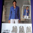 Simplicity Pattern # 2446 UNCUT Misses Lined Jacket Variations Size 16 18 20 22 24