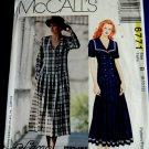 McCalls Pattern # 6771 UNCUT Misses Sailor Dress by Lanz Size 8 10 12