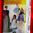 McCalls Pattern # 4948 UNCUT Misses Costume Dress Gown Size Small Medium Large XL