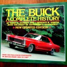 The Buick: A Complete History Hardcover Book Circa May 1, 1985