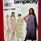 Simplicity Pattern # 7090 UNCUT Misses Jumper Shirt Size 18 20 22 24