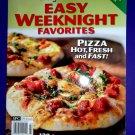 Weight Watchers: Easy Weeknight Favorites Cookbook WW Magazine