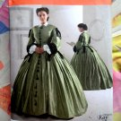 Simplicity Pattern # 2887 UNCUT Misses Civil War Dress Size 8 10 12 14