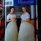 Simplicity Costume Pattern # 7216 UNCUT Misses Crinoline Hoopskirt Size 6 8 10 12 Civil War