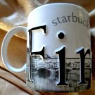 Italy Starbucks Firenze Italian Edition II Barista Collector Series Coffee Mug