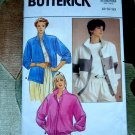 Butterick Pattern # 3184 UNCUT Misses Loose Fitting Jacket Size 8 10 12