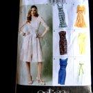 Vogue Pattern # 8766 UNCUT Misses Dress 6 Options Variations Size 6 8 10 12