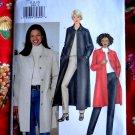 Butterick Pattern # 6900 UNCUT Coat Jacket Length Variations Size 6 8 10