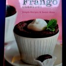 NEW Frango Chocolate Cookbook (Macy's--Marshall Field's) 40 Dessert Recipes BOOK