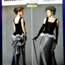 Butterick Pattern # 5969 UNCUT Misses Costume Gibson Girl Size 8 10 12 14 16