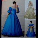 Simplicity Pattern # 1728 UNCUT Misses Costume Gown Size 12 14 16 18 20