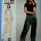 Vogue Pattern #1307 UNCUT Misses Pants Pleats Sandra Betzina Designer Small Med Large
