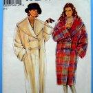New Look Pattern # 6114 UNCUT Long Winter Toggle Coat Size Small Medium Large XL