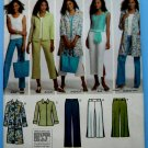 Simplicity Pattern # 4699 UNCUT Misses Wardrobe Dress Top Pants Bag Size 10 12 14 16 18