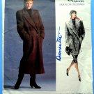 Vogue Pattern #1935 UNCUT Misses Coat Size 10 ONLY Perry Ellis