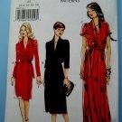 Vogue Pattern # 8827 UNCUT Misses Dress Size 6 8 10 12 14