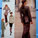 Style Pattern # 2359 UNCUT Misses Retro Jacket Skirt Size 8 10 12 14 16 18