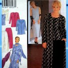 Style Pattern # 2857 UNCUT Misses Top Jacket/Duster Pants Scarf Size Small Medium Large XL XXL