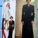 Style Pattern # 2673 UNCUT Misses Tunic Dress (Long/Short) with Sash Pants Size 8 10 12 14 16 18