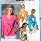 Butterick Pattern # 4396 UNCUT Misses Top STRETCH KNITS ONLY Size Large XL 16 18 20 22