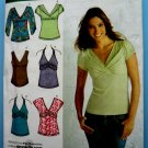 Simplicity Pattern # 3837 UNCUT Misses Top Variations Size 6 8 10 12 14