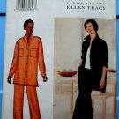 Butterick Pattern # 3473 UNCUT Misses Shirt Pants Size 8 10 12