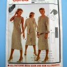Burda Pattern # 8511 UNCUT Misses Dress Jacket  Size 6 8 10 12 14 16