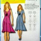 Butterick Pattern # 5193 UNCUT Misses Dress Size XXL 1X 2X 3X 4X 5X 6X