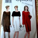 Vogue Pattern # 8909 UNCUT Misses Dress or Tunic and Skirt Size 8 10 12