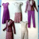 Butterick Pattern # 4468 UNCUT Misses Wardrobe Dress Top Pants Skirt Size 16 18 20 22