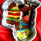 Wilton SCOOBY DOO Hamburger / Sandwich Cake Pan # 2105-3227