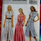Butterick Pattern # 5025 UNCUT Top Flared Dress Size 16 18 20 22