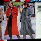 Butterick Pattern # 5737 UNCUT Misses Long Winter Coat Size 8 10 12