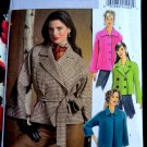 Butterick Pattern # 4865 UNCUT Coat / Jacket Unlined Raglan Sleeves Size Large XL