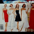 Butterick Pattern # 3347 UNCUT Misses Special Occasion Dress Scarf Size 6 8 10 12