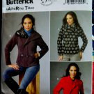 Butterick Pattern # 5994 UNCUT Misses Coat or Jacket Size 8 10 12 14 16
